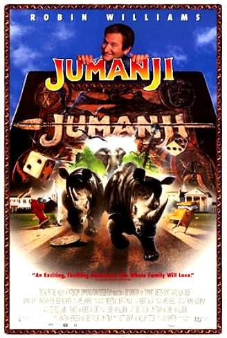 Jumanji [HD] (1995) | CB01.MOVIE | FILM GRATIS HD STREAMING E DOWNLOAD ALTA DEFINIZIONE