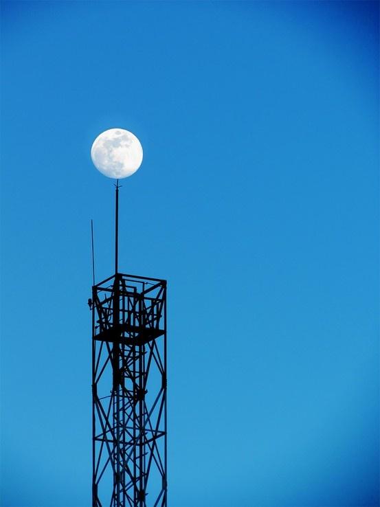 señal moon