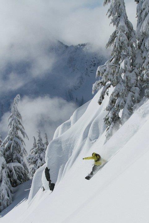 Stevens Pass Washington Ski Resort