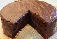This is the best chocolate fudge frosting recipe ever and works perfectly as written or with non dairy alternatives.