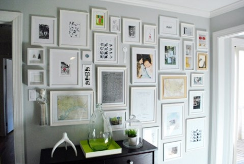 young house love gallery wall