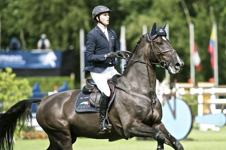Ben Maher and Triple X