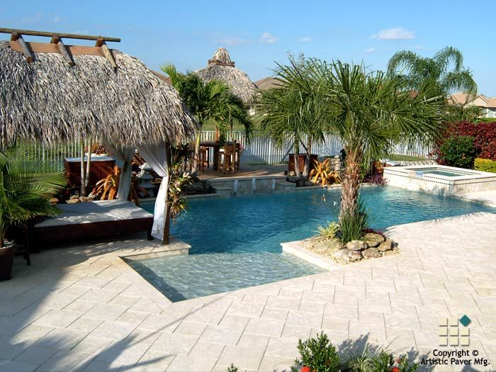 17 best images about artistic pavers pools on pinterest for Pool design pattern