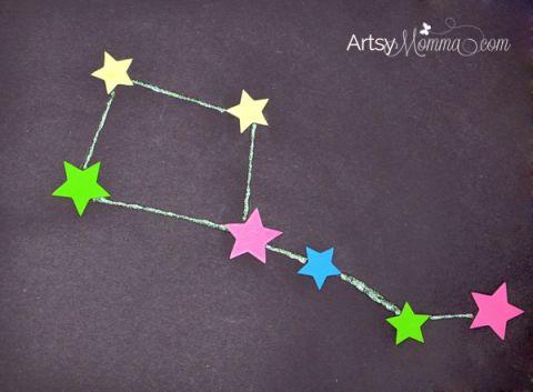 best 25 constellation craft ideas on pinterest star
