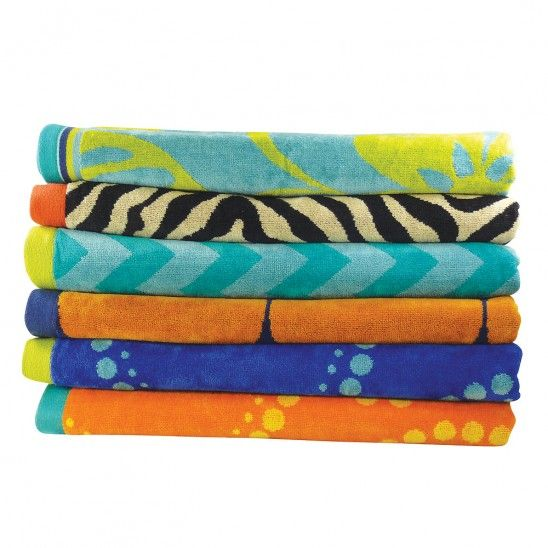 Christy Beach Towel Collection