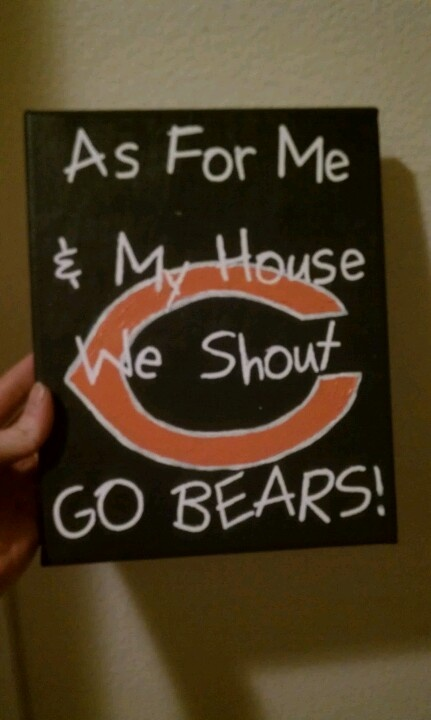 912 best images about Bear Down Chi Town on Pinterest | Jim ...