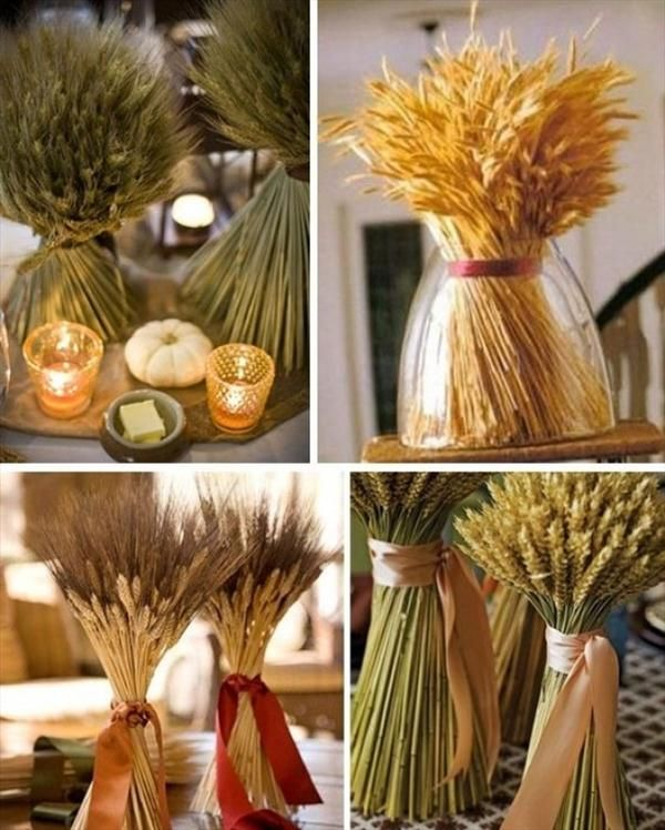 Find This Pin And More On 21 DIY Thanksgiving Decorations And Centerpieces  Savoring The Fall By Dallcreative.
