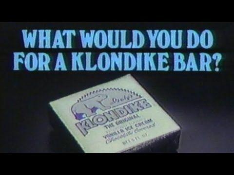 Klondike BarEven if you didn't like Klondike bars, this jingle was perpetually stuck in your head.Year: 1983