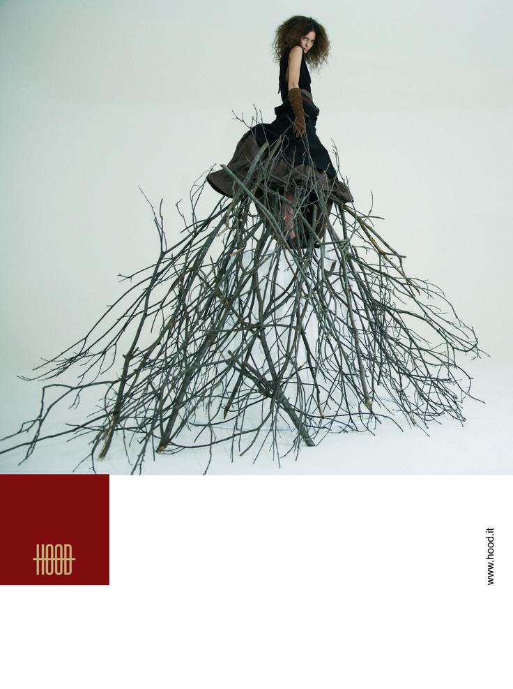 photo &graphic design elisabetta scarpini, hood advertising