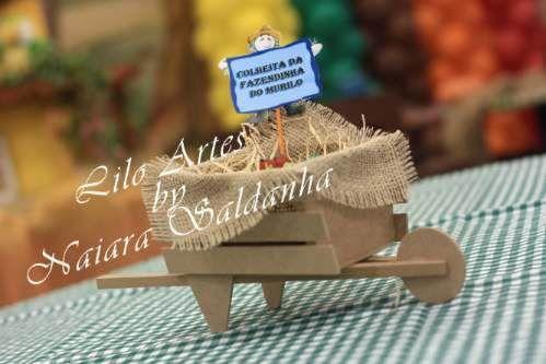Carriola Centro De Mesa Festa Fazendinha Cocoricó (Infantis) a BRL 30 em PrecioLandia Brasil (7maxi1)