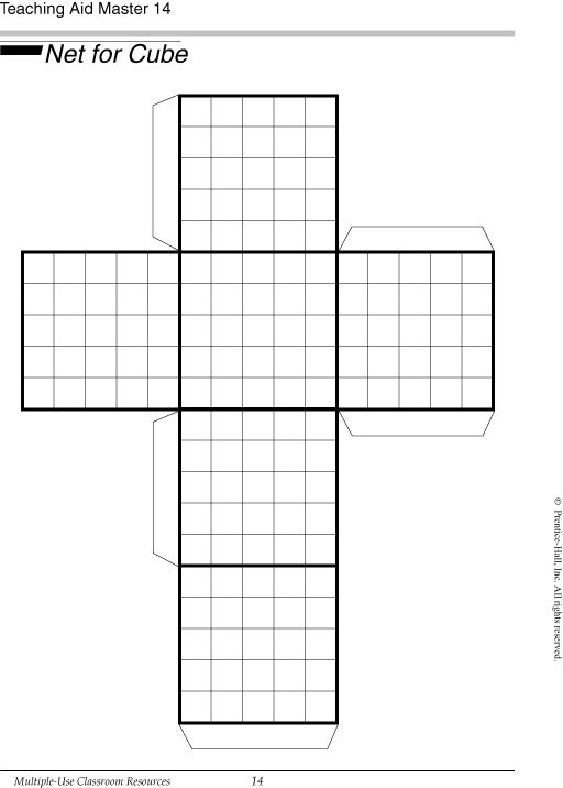 Worksheets Surface Area Nets Worksheet 1000 ideas about surface area on pinterest math equation and use this net of a cube to find volume area