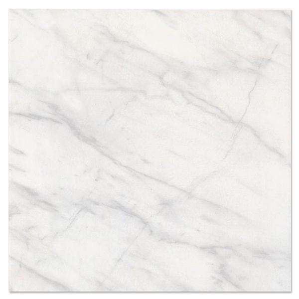 Ser ut som marmor - keramik - Hill Ceramic Klinker Ludovico Vit 33x33 cm