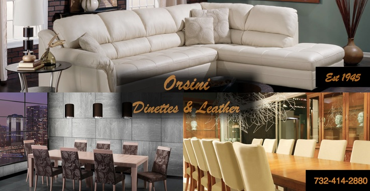 Orsini Dinettes And Leather   Blog Post On Why They Have Chosen To Carry  Palliser Furniture