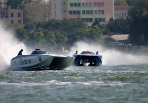 Di scena a Mamaia, in Romania, la terza prova del Campionato Mondiale Class 1. http://www.nuvolari.tv/eventi-nautica/class-1-powerboat-gp-di