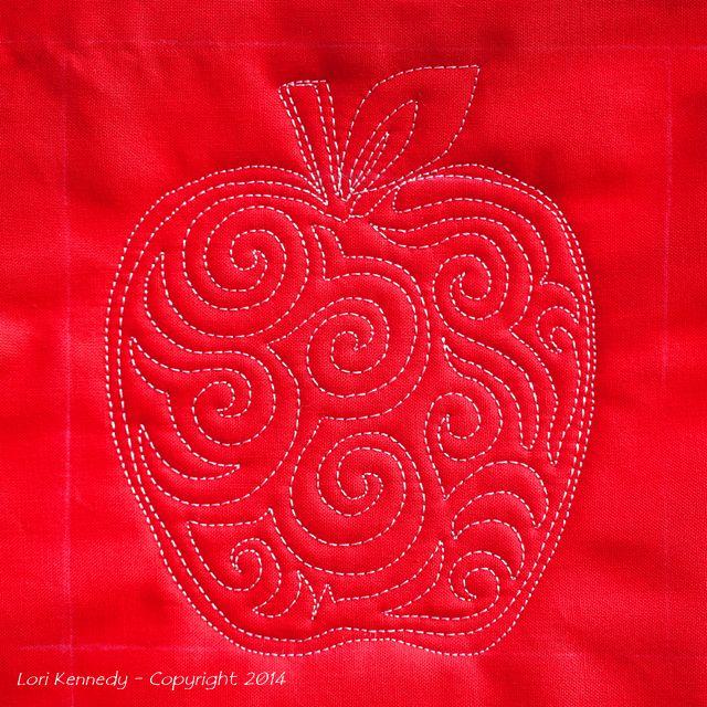 124 best Apple quilt patterns images on Pinterest | Crafts, Table ... : apple quilt block - Adamdwight.com