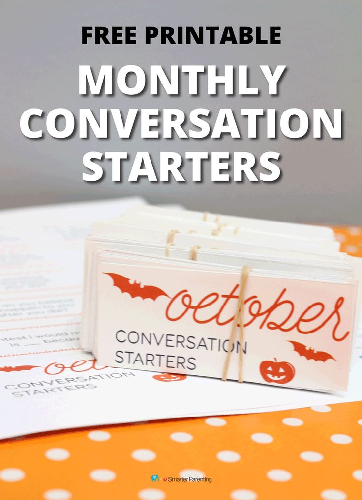 We all want to improve communication in our family and increase relationships. Use these free Conversation Starters that perfect for both teens and kids to get the conversation flowing. You can pull out these questions at the dinner table, in the car, in line, or during your bedtime routine.