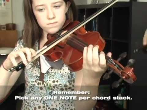 How to Improvise on Violin, Viola, Cello using Pachelbel's Kanon with Christian Howes - YouTube