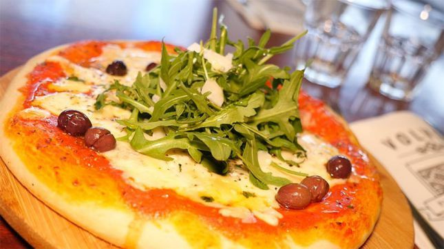 PIzza argentine du #restaurant Volver ! Miaaam #food #pizza #cuisine