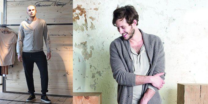 Si chiama American Vintage ma è un brand basic chic tutto Francese che ha rivoluzionato l'abbigliamento casual introducendo il concetto di casual chic.http://www.sfilate.it/215587/american-vintage-il-brand-francese-basic-chic-pitti-uomo