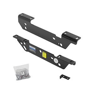 56016 --- Fifth Wheel Trailer Hitch Outboard Bracket Kit for Newer Ford F250/F350/F450 Pickups