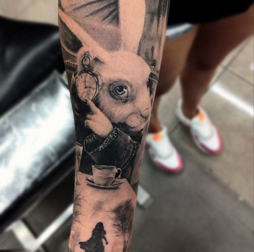 Tattoos by Drew Apicture - Inked Magazine