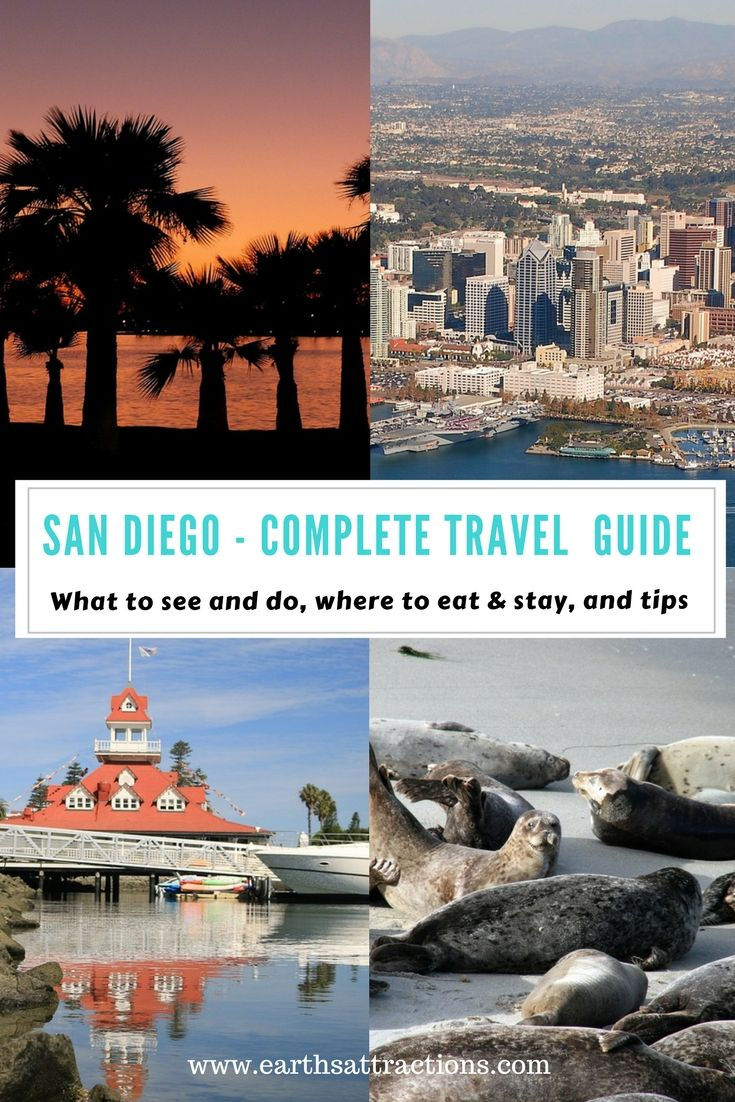 The free travel guides series continues with a new comprehensive guide to a famous city in the US. Here is a complete travel guide to San Diego, USA from someone who lived there for several years: Jonathan Berg from The...