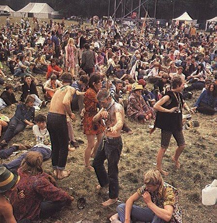 """HISTORICAL... HIPPIE- The hippie movement of the 1960s inspired a style trend which included flowery patterns, flare sleeves and pants, flowy material, bright colors. Called the """"flower children"""", hippie values of peace and love were essential in an increasingly globalized society, and they were oftentimes associated with non-violent anti-governmental groups. #DefineMyStyle"""
