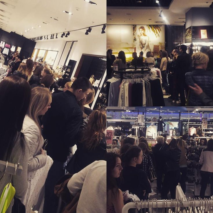 Noc Zakupów w #MilleniumHall, <3 #TwojeMiejscewRzeszowie #MilleniumHall #NocZakupow #Rzeszów #tłumy #tegosieniespodziewaliśmy <3