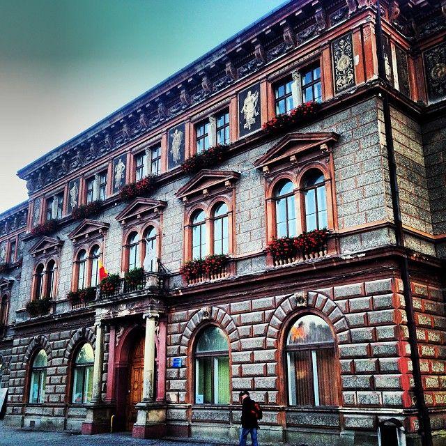 Universitatea Transilvania in Brașov, Brașov