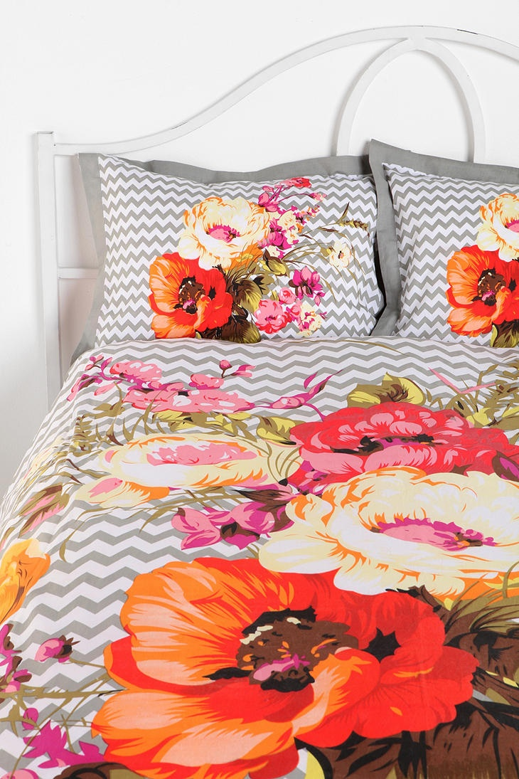 Plum Amp Bow Graphic Bouquet Sham Set Of 2 Now I Lay Me