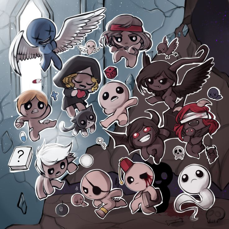 95 Best 《GAME》 The Binding Of Isaac Images On Pinterest