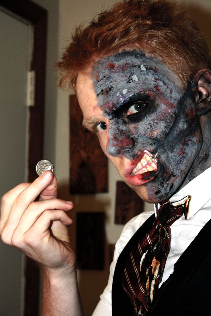 47 best Cosplay: Two-Face (DC Comics) images on Pinterest