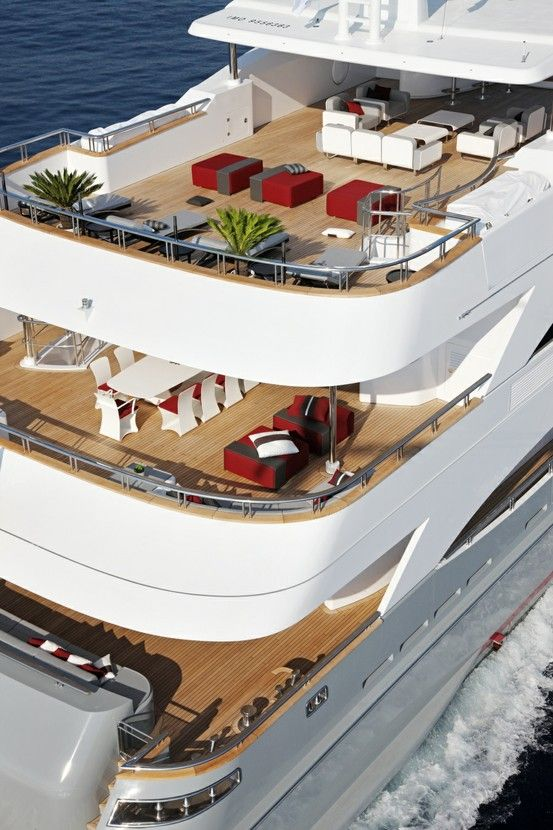 Severns Yachts MY/Prima  Club Luxe | LadyLuxury