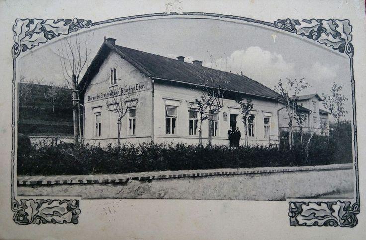 Radonice - hospoda 1908