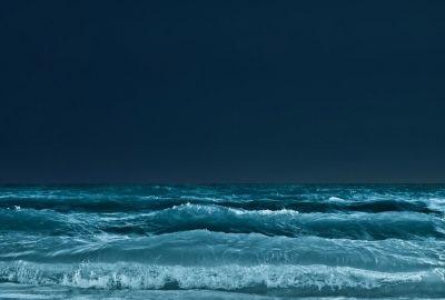 夜の海 押し寄せる波の壁紙 | 壁紙キングダム PC・デスクトップ版