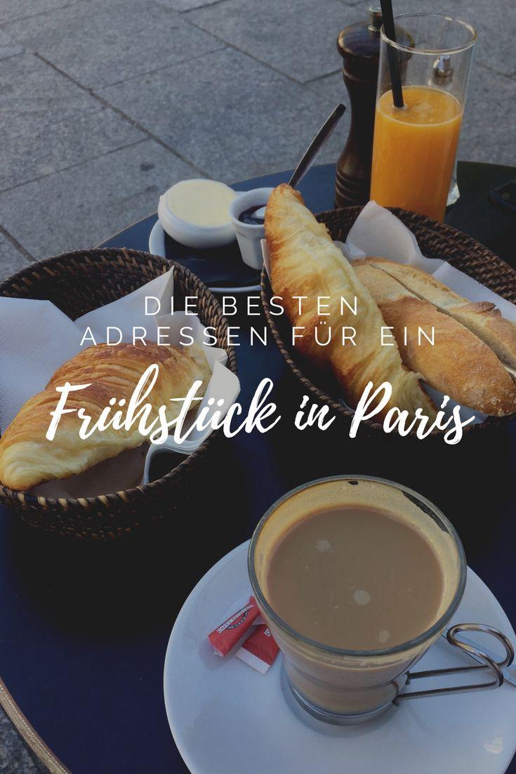Frühstück Paris: Die besten Adressen für Frühstück und Brunch in Paris