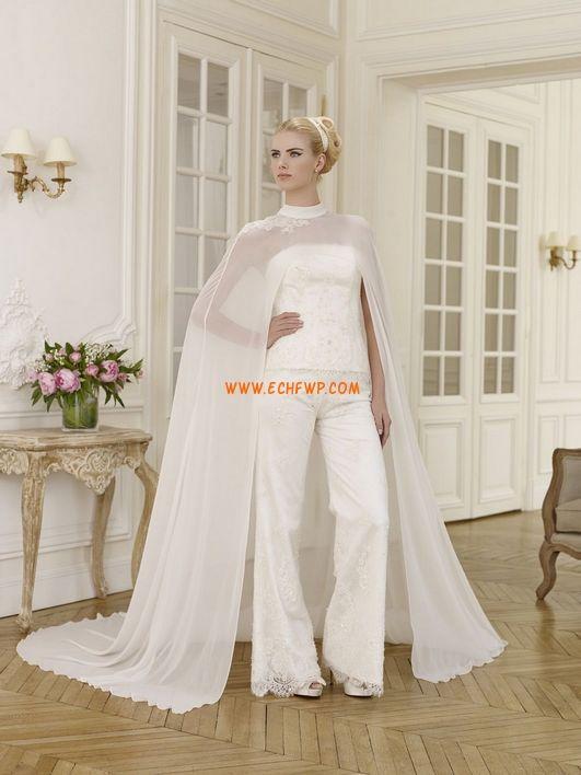 Jardin / Extérieur Chic & Moderne Eté Robes de mariée 2013