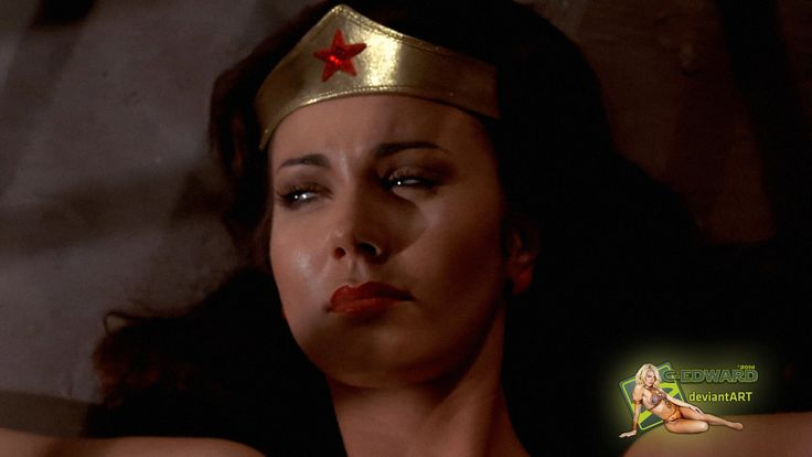 Lynda Carter | Wonder Woman | TV Serie | SQ039 by c-edward.deviantart.com on @DeviantArt