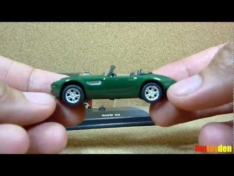 BMW Z8 - Cararama Die-cast Car Collection Unboxing
