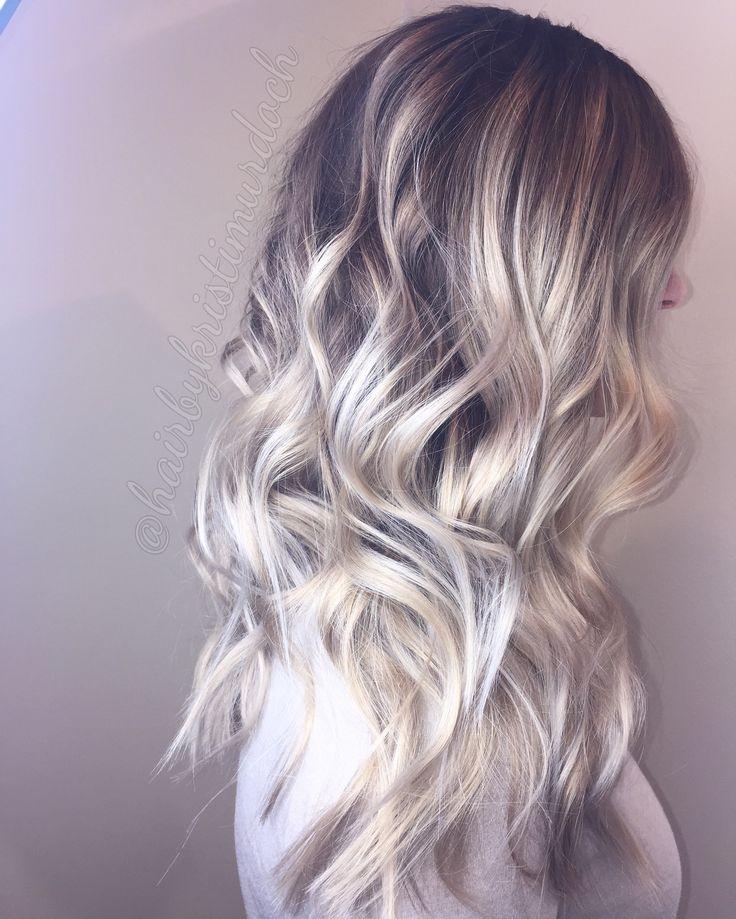 Haare ombre blonde bilder