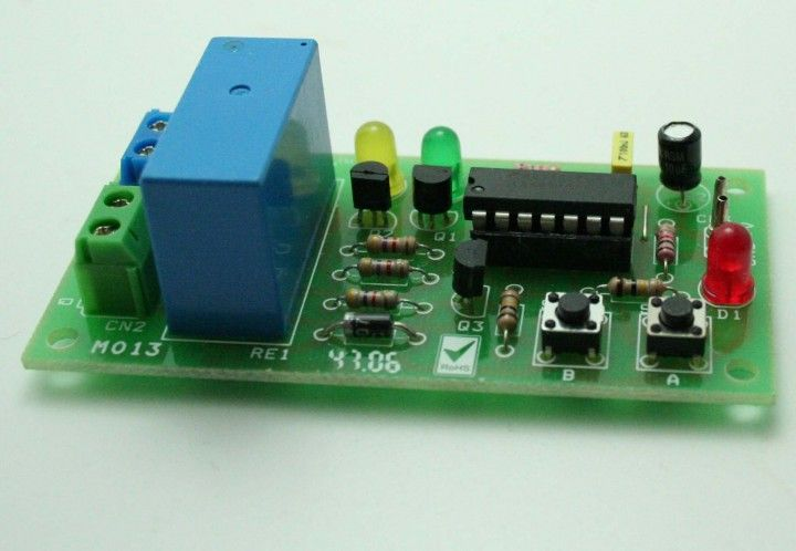 DC Motor Direction Control project offers direction control ... on