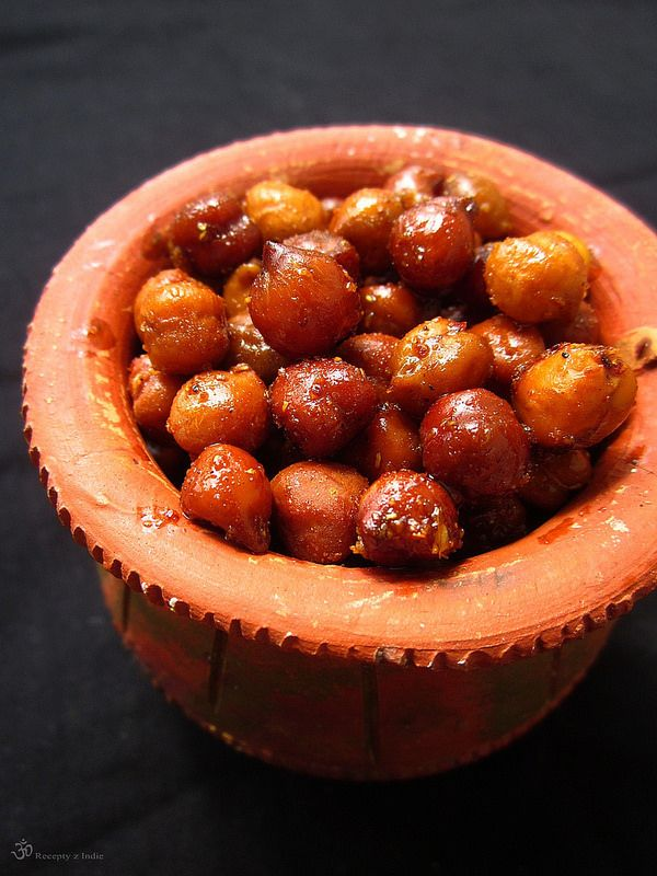 Peceny cicer / Roasted chickpeas