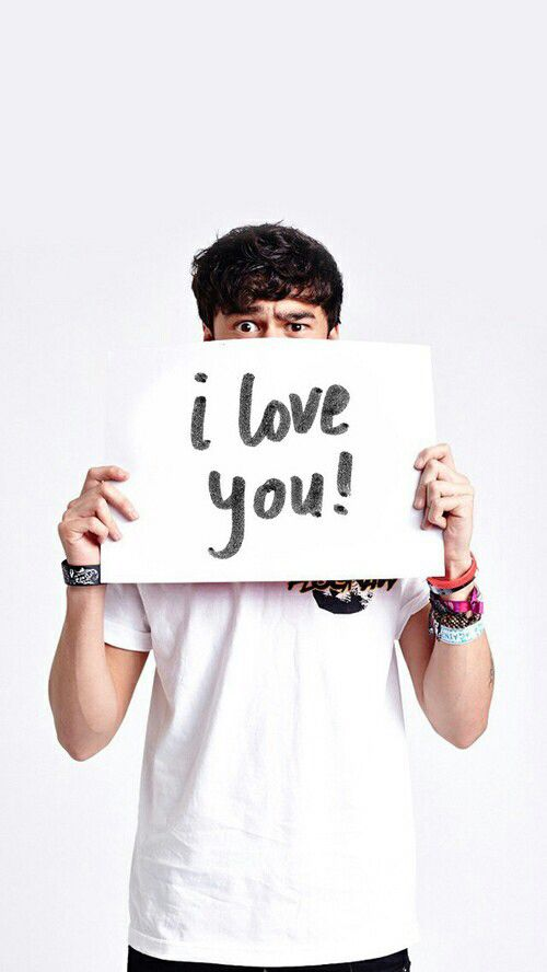 When you're sad remember that Calum Loves You