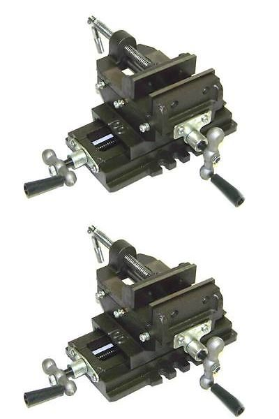 Drill Presses 71296: 5 Cross Sliding Drill Press Vise Slide Vice Heavy Duty Machine Shop Tools -> BUY IT NOW ONLY: $56.04 on eBay!