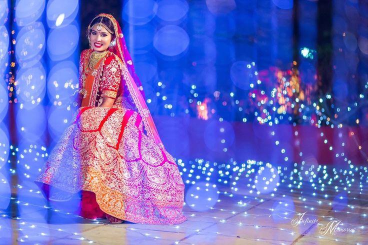 Red and blue by Infinite Memories, Delhi  #weddingnet #wedding #india #indian #delhiwedding #indianwedding #weddingdresses #mehendi #ceremony #realwedding #lehenga #lehengacholi #choli #lehengawedding #lehengasaree #saree #bridalsaree #weddingsaree #indianweddingoutfits #outfits #backdrops  #bridesmaids #prewedding #photoshoot #photoset #details #sweet #cute #gorgeous #fabulous #jewels #rings #tikka #earrings #sets #lehnga