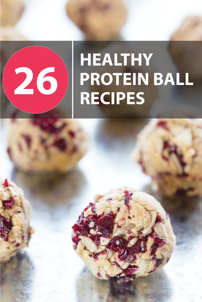 26 Healthy Protein Ball Recipes. Click the image to get your free recipes now!