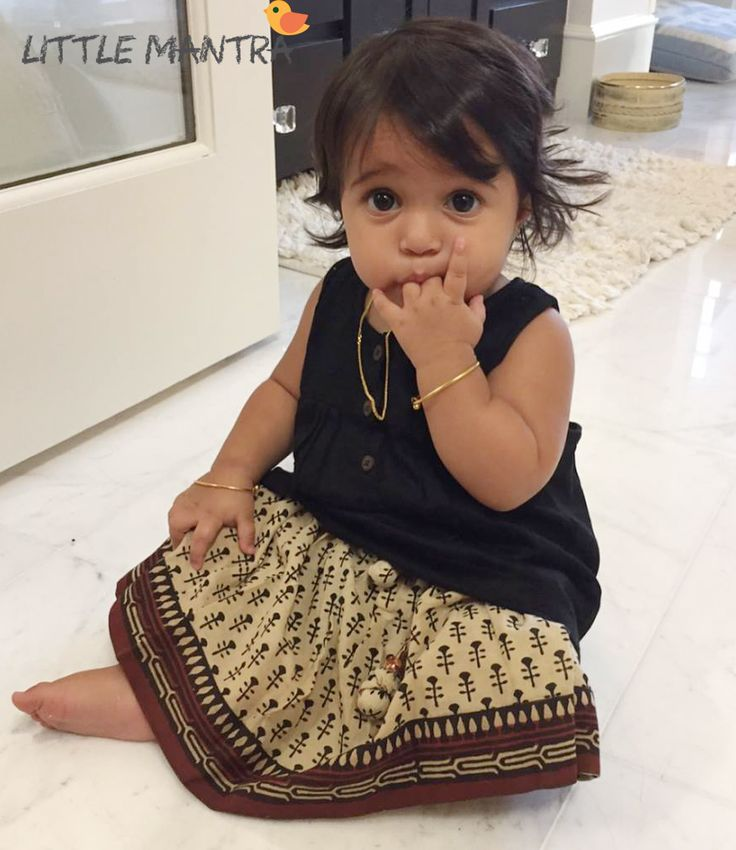 It fills our hearts with joy to see little Suri don outfits from Little Mantra. Thank you Mara and Suresh for sharing these pictures of your adorable little one. Lots of love to her from everyone at Mantra! #mantra #mantrafamily #shalinijamesmantra #littlemantra