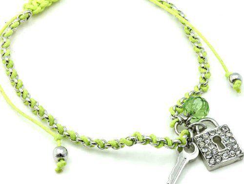 BRACELET BEAD CRYSTAL STONE Green Fashion Jewelry Costume Jewelry fashion accessory Beautiful Charms Beautiful Charms Novel fashion jewelry. $10.50. BRACELET BEAD CRYSTAL STONE Green. LOCK , BRACELET BEAD CRYSTAL STONE Green. Fashion Jewelry, BRACELET BEAD CRYSTAL STONE Green