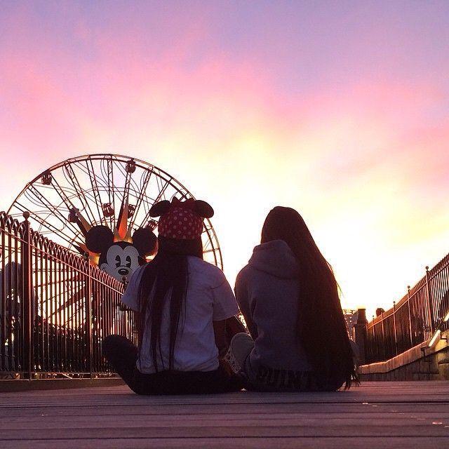 You've got a friend in me... #CaliforniaAdventure (Photo: @beatrizrings) que texto lindo! Amei conhecê-la ❤️ entre em contato com nós  direção Beatriz Sampaio. Contato profissional. Fazendo suas fotos ficarem lindas!!
