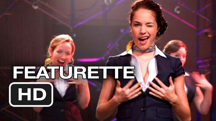 """for Lori.  Pitch Perfect Featurette - Meet Stacie (2012) - Anna Kendrick Movie HD """"He's a hunter"""""""